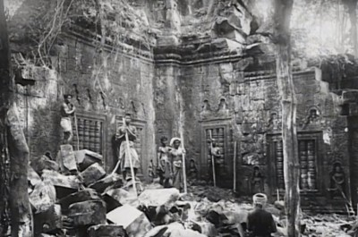 Le secret des temples d'Angkor