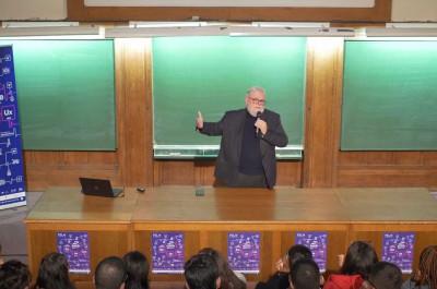 conférence Alain Fuchs