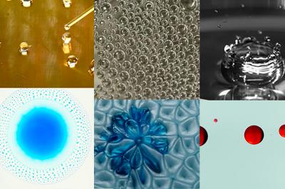Dynamique des interfaces fluides