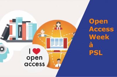 Table ronde autour de l'Open Access Week