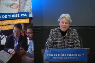 Dominique Schnapper - Prix de Thèse PSL SHS