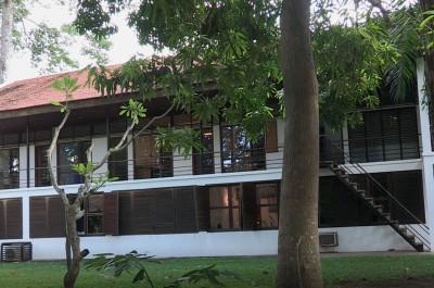 EFEO, Siam Reap