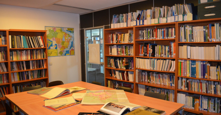 Bibliothèque du CRBC - EHESS