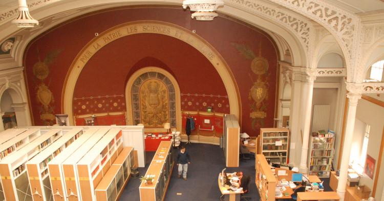 Bibliothèque Claude Lévi Strauss