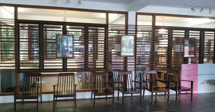 Bibliotheque  EFEO Siem Reap