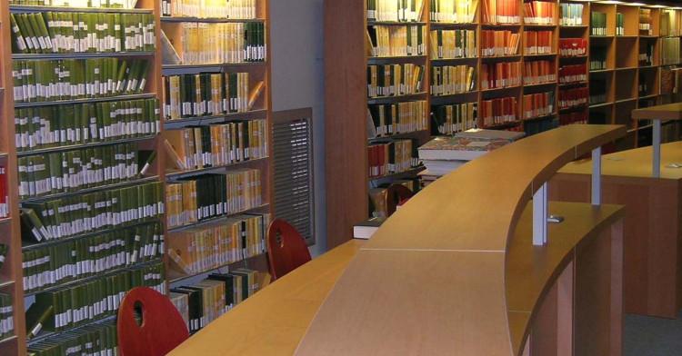 Bibliothèque Gernet-Glotz (ANHIMA) - EHESS