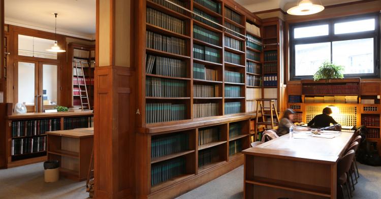 Bibliothèque et Centre de ressources historiques de l'ESPCI