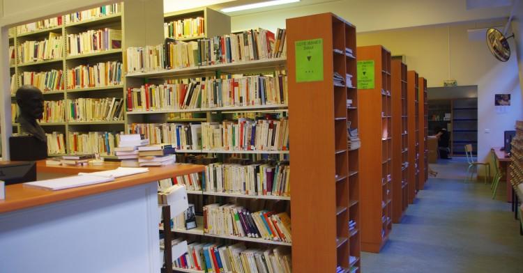 Bibliothèque Jourdan-Sciences humaines et sociales - ENS