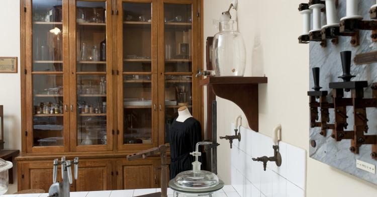 Musée Curie Institut Curie