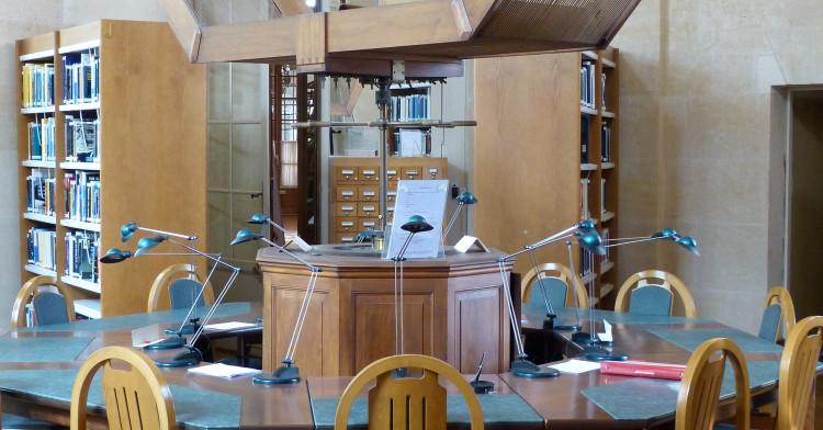 Bibliothèque de l'Observatoire de Paris