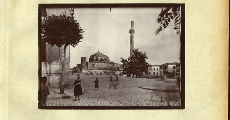 Collection chrétienne et byzantine dite Photothèque Gabriel Millet