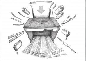 Imprimer des analyses médicales