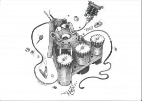 Microscope imprimé