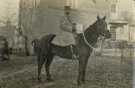 Marcel Mauss durant la Première Guerre mondiale