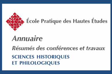 histoire philologie
